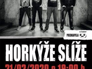 21. februára bude horieť maštaľ vLučenci, Horkýže Slíže odpália koncert vŠportovej hale!
