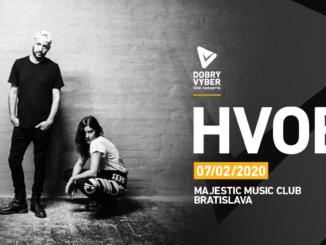 HVOB sa vo februári vrátia do Bratislavy s novým albumom Rocco.