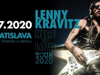 """Lenny Kravitz spája sily sOSN. Vydal """"HERE TO LOVE (#fightracism)"""", oficiálnu skladbu kampane vboji proti rasizmu."""