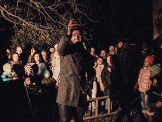 Marek Ztracený má novú vianočnú pesničku a klip Stačí věřit.