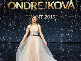 V sobotu vyhrala Česko Slovensko má talent azajtra už má prvý koncert!Margaréta Ondrejková zaspieva špeciálny adventný koncert so skupinou La Gioia.