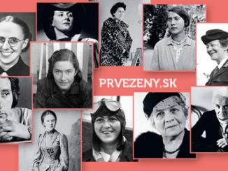 Úspešný projekt PRVÁ rozširuje svoj obsah a spúšťawebovú stránku – www.prvezeny.sk.