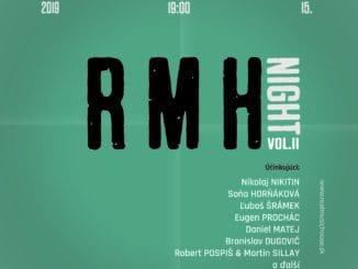 Vydavateľstvo Real Music House pozýva na jedinečný hudobný večer RMH Night.