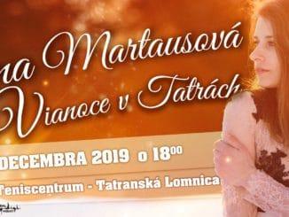 Sima Martausová sa teší na vianočné pečenie, ale hlavne na koncert v Tatrách.