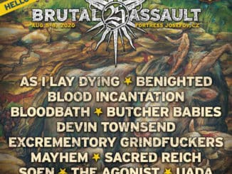 Brutal Assault 2020 - UPDATE KAPEL #4.