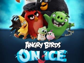 Šou Angry Birds on Ice finišuje sprípravami, Oskar Rózsa kompletizuje vštúdiu hudbu a spev!