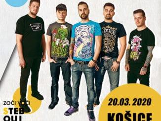 Zoči Voči - S tebou idem ďalej tour / Košice