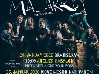 The Great Malarkey sa predstavia na Slovensku!