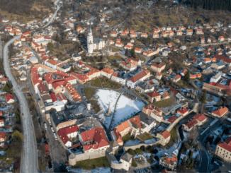 Big Air v meste: V Kremnici stavajú 12-metrov vysoký skok!