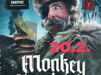 Monkey Business oslávi svoju dvadsiatku aj v bratislavskom Babylone.