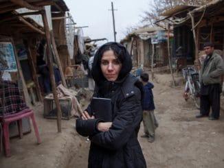 Anglická hudobníčka PJ Harvey nechá divákov vKine Lumière nahliadnuť do svojho kreatívneho sveta.