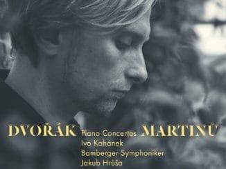 Nová nahrávka klaviristu Iva Kahánka sBamberskými symfonikmi riadenými Jakubom Hrůšomnominovaná na cenu BBC MUSIC MAGAZINE AWARD!