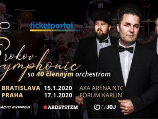 INEKAFE oslávia 25 rokov na scéne dvoma obrovskými symfonickými koncertami vBratislave avPrahe!