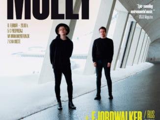 Konzert: MOLLY /AUT, Fjordwalker /RUS, Anacle /SVK, AUT