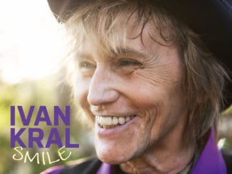 IVAN KRAL nazval svoj posledný album SMILE.