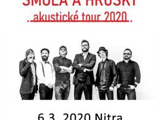 Smola a Hrušky Akustické tour 2020 / Nitra