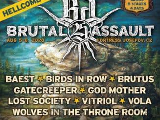 Dalšímu updatu kapel Brutal Assaultu vévodí thrasheři Lost Society, blackoví expresionisté Wolves in the Throne Room a progeři Vola.