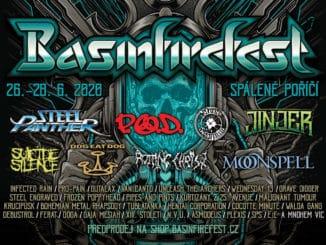 Basinfirefest představuje další headlinery: Suicide Silence, Rotting Christ, Moonspell, Dog Eat Dog či Steve'n'Seagulls.