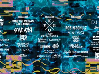 BALATON SOUND: Najväčší plážový festival v Európe hlási druhú vlnu umelcov pre ročník 2020.