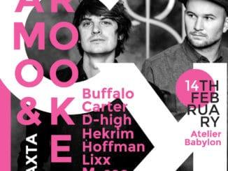 Camo & Krooked zahrajú v Bratislave na Valentína.