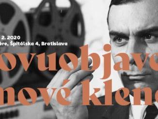 Taliansky filmový archív Cineteca di Bologna predstaví v Kine Lumière svoje skryté poklady.