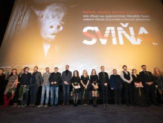 Film Sviňa prepísal ďalší rekord.