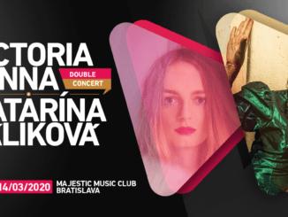 Izraelčanka Victoria Hanna vystúpi v Bratislave na dvojkoncerte s Katarínou Málikovou.