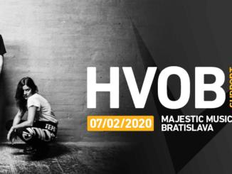 HVOB sa už v piatok predvedú v Bratislave na celonočnej žúrke so slovenskými DJmi.