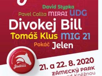 Jízdárna Fest - dny plné hudby a zábavy v zámeckém parku,