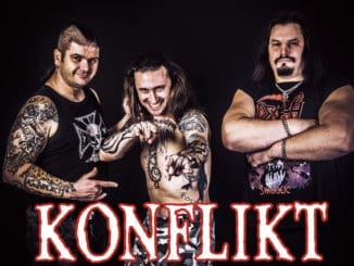 Víťaz Aurela 2006 za najlepší album v žánrovej kategórii HARD/HEAVY/PUNK-ROCK slovenská punková legenda KONFLIKT oslavuje 30 rokov.