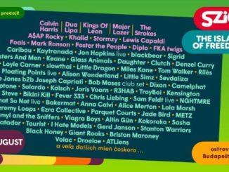 Na Szigete Dua Lipa, Calvin Harris aMajor Lazor, festival zverejnil silný zoznam mien na tento rok.