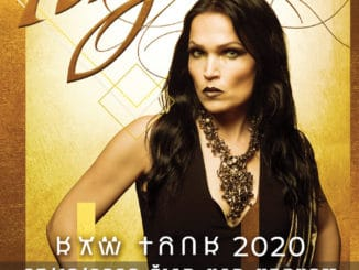 Tarja Turunen – Raw Tour 2019/20 Žiar nad Hronom 25.10. aBratislava 26.10.