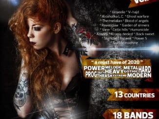 Štvrté pokračovanie celosvetovej kompilácie Music GlobAlliance je von!!!