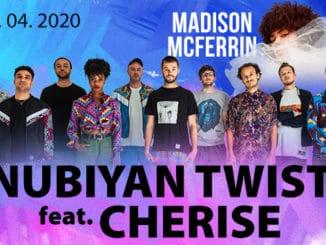 Mladí amegatalentovaní – na jarné jazzáky prídu aj Nubiyan Twist aMadison McFerrin.