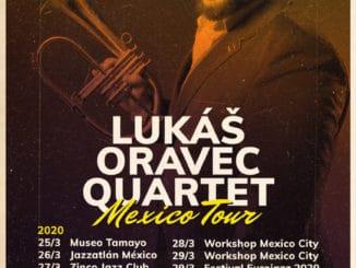 Popredný slovenský jazzman Lukáš Oravec vyráža so svojou kapelou na Mexické turné!
