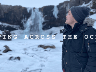 Martin Harich představuje emotivní baladu ROWING ACROSS THE OCEAN.
