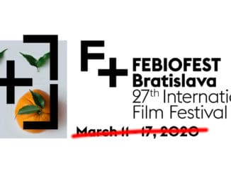 Zrušenie MFF FEBIOFEST Bratislava 2020 vplánovanom termíne.