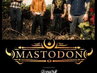 """Dvě ikony jednou ranou: Mastodon vystoupí s Napalm Death, tak """"Show Yourself""""!"""