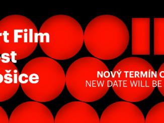 Art Film Fest presúva dátum aktuálneho ročníka.