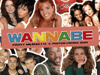 Wannabe: 13. marca v BOBA BARE v Košiciach!