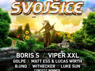 Legenda hard techna Boris S. přiveze do Svojšic nové album, chybět nebude ani Viper XXL.