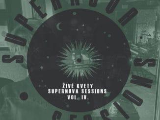 Vypočujte si Supernova Session skupiny Živé kvety.