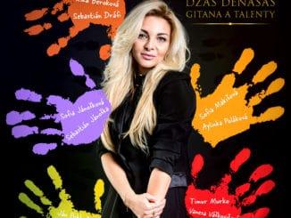 Temperamentná Gitana oslavuje Medzinárodný deň Rómov nahrávkou Džas denašas.