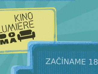 Kino Lumière prichádza za divákmi, spúšťa online projekt Kino Lumière doma.