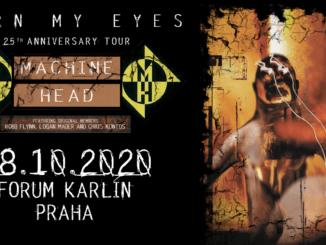 Machine Head přesouvají evropské turné na podzim, v Praze vystoupí v říjnu.