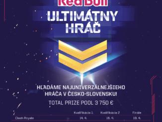 RED BULL ULTIMÁTNY HRÁČ 2020: UNIKÁTNY HERNÝ KONCEPT HĽADÁ NAJUNIVERZÁLNEJŠIEHO HRÁČA V ČESKO-SLOVENSKU.