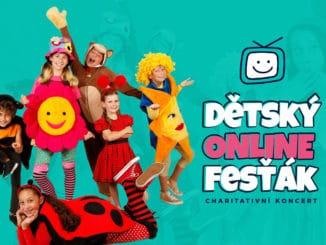 Detská televízia LALA TV odvysiela online hudobný benefičný festival pre deti ČIPERKAFEST.