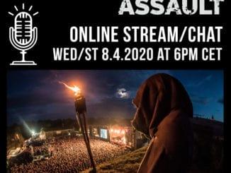 Brutal Assault spustí online stream/chat s fanoušky – novinky festivalu, budoucnost letošního ročníku a současná situace vůbec.