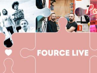 V rámci série koncertů Fource Live vystoupí v červenci Bratři, Amelie Siba a další.