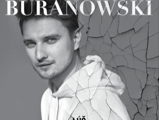 BuranoWski prichádza so svojím novým albumom LÚČ.